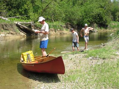 Saugeen River 2012
