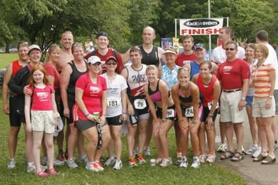 05.25.09 Foothills Sprint Triathlon
