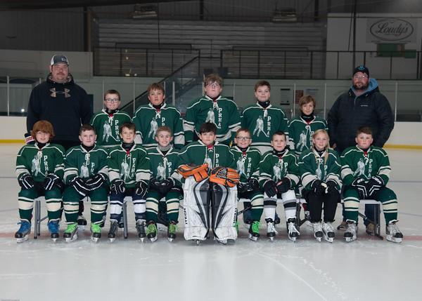 Monday 8-10 Rory's Team