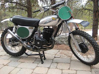 1974 CR250