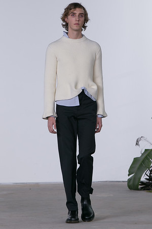 NYFW MENS SS16 ORLEY RUNWAY SHOW