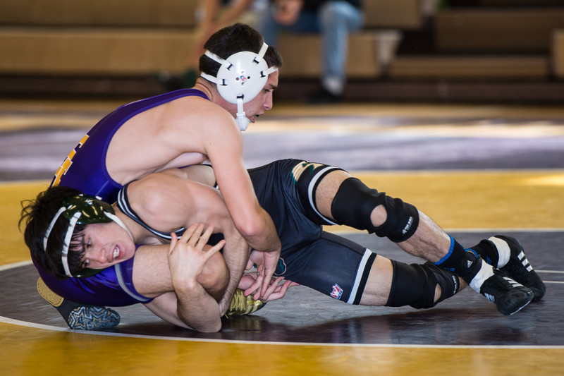 Nov 24, 2013 San Francisco State University Gators hosted the Cal Poly Mustangs in a non-conference match where Cal Poly pulled out a hard fought tie-breaker decision over the host Gators 16-15: 133lbs Isaiah Hurtado (SF State) won by 14-3 MD over Devon Lotito (CP)