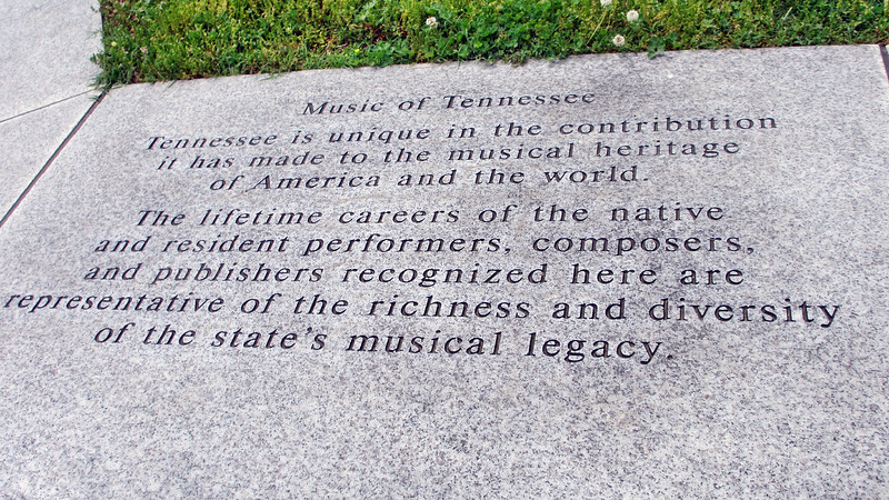 Visiting Nashville's Bicentennial Park