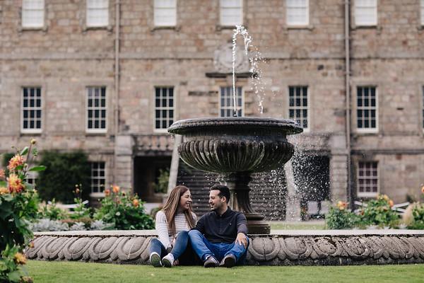 Claire & Stuart Pre-wedding