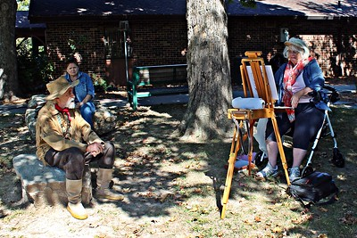 Independence Art Association Plein Air Festival 2015