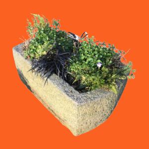 Stone Planters