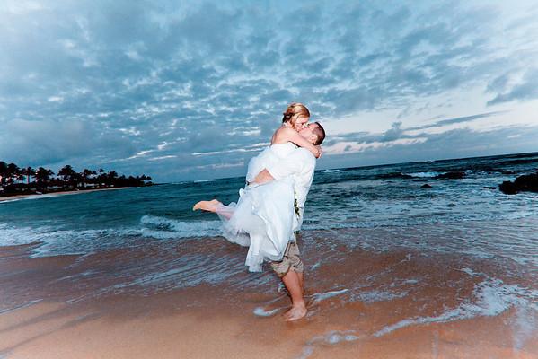 Amy & Anthony Hawaii