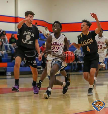 2018 - Kimball vs. Granada - JV Basketball