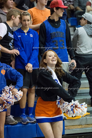 Cheer Senior Night 4 Feb 2016