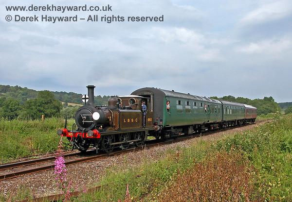 Spa Valley Railway - Steam Locomotives