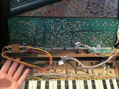 MG-1 repair blog