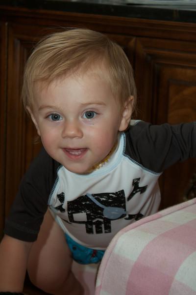 2012-07-07 Jaden's First Birthday