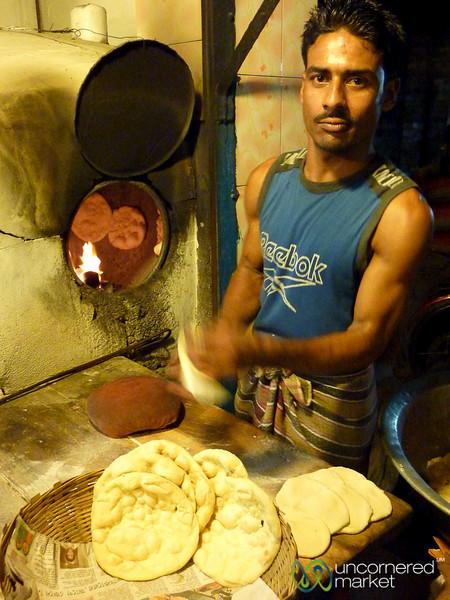 Naan Man - Khulna, Bangladesh