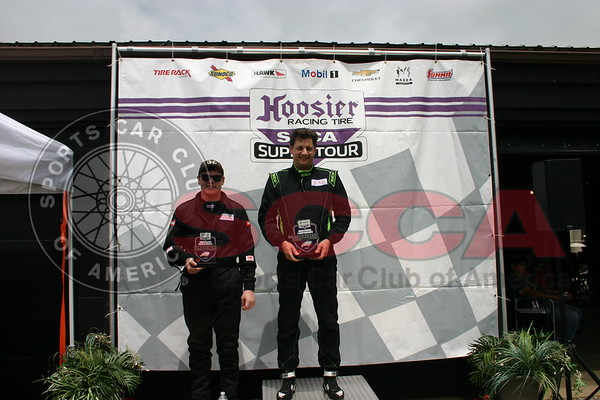 Mid-Ohio Podium Pictures