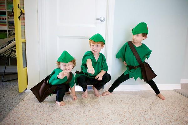 3 Peter Pans