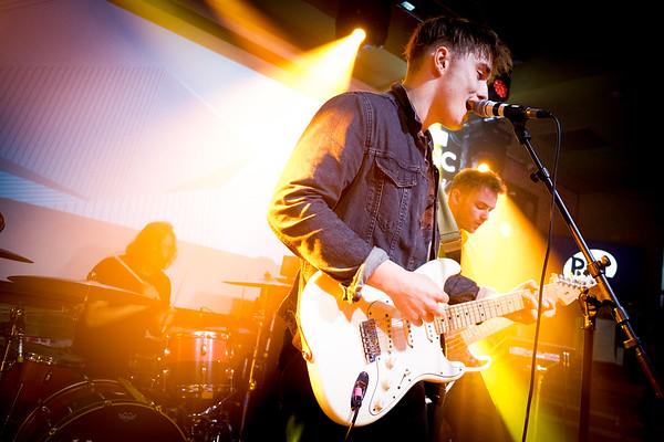 Sam Fender @ Latitude 30, Austin Tx. 14.03.19