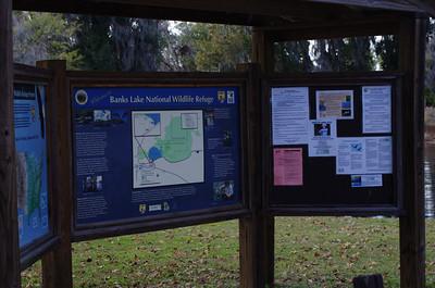 Banks Lake and Ray's Mill Pond