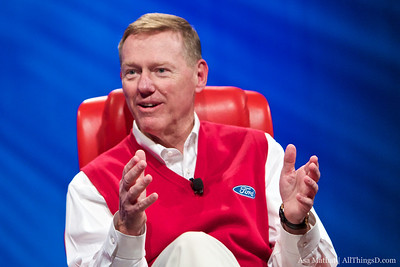 D8: Alan Mulally, Ford