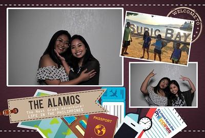Alamo's Leave US to PI