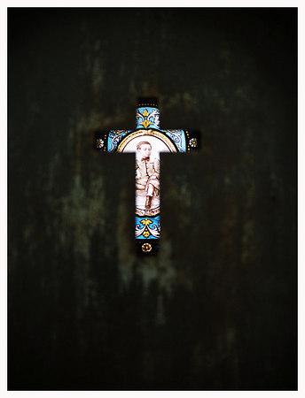 Pere lachaise cross.jpg