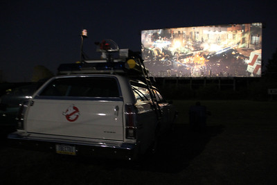 Zombie Crawl, Movie Marathon, Mahoning Valley Drive-In, Lehighton (8-31-2012)