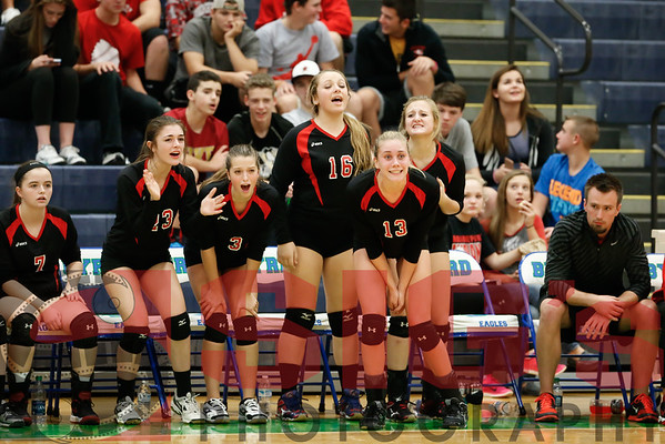 11-04-15 BHS vs PBHS Sectional Finals