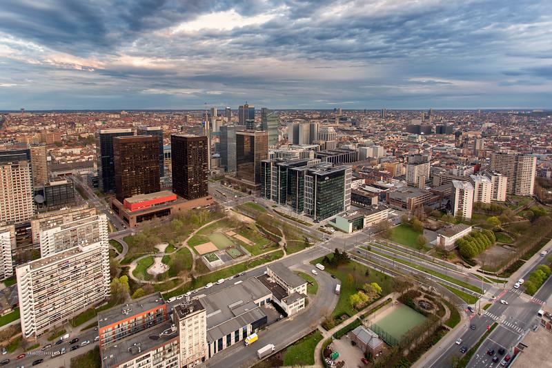 Rooftop - Quai des péniches 2016 - 1000 Bruxelles