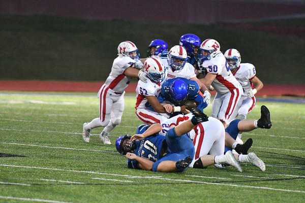 Varsity Football vs Plattsmouth
