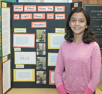 2018 Science Fair Finalists