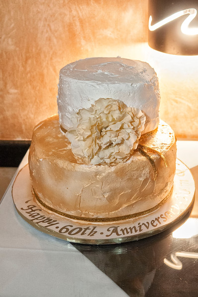 Fred & Janol Whitfield's 60th Anniversary @ Cafe Pasta 9-27-15 by Jon Strayhorn