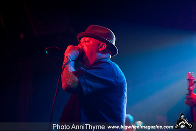 Fishbone - Guttermouth - Buck-O-Nine - Scandals - at Country Saloon - Las Vegas, NV - May, 27, 2011