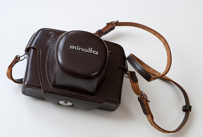 Camera - My Original 35mm, Minolta Hi-Matic 7