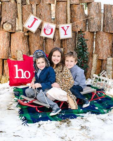 Boumeester kids- Christmas Minis