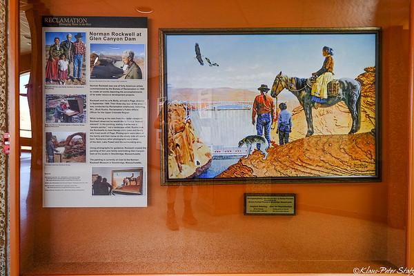 8- Glenn Canyon Dam
