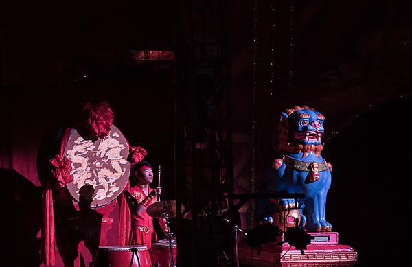 Chinese State Circus, Newcastle
