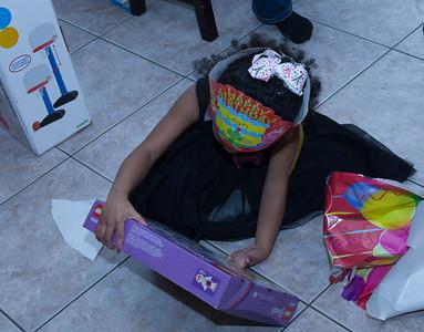 Leah's Birthday 03-05-13