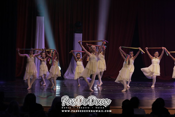 4. Ribbon Dancers