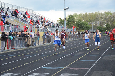 Running events, Gallery 1 - 2014 MHSAA T&F Regional at Warren Mott