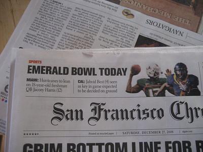 Emerald Bowl 2008