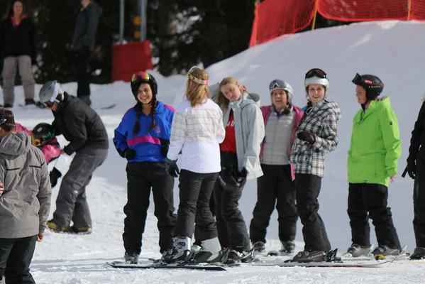 Skiing - Nate F.