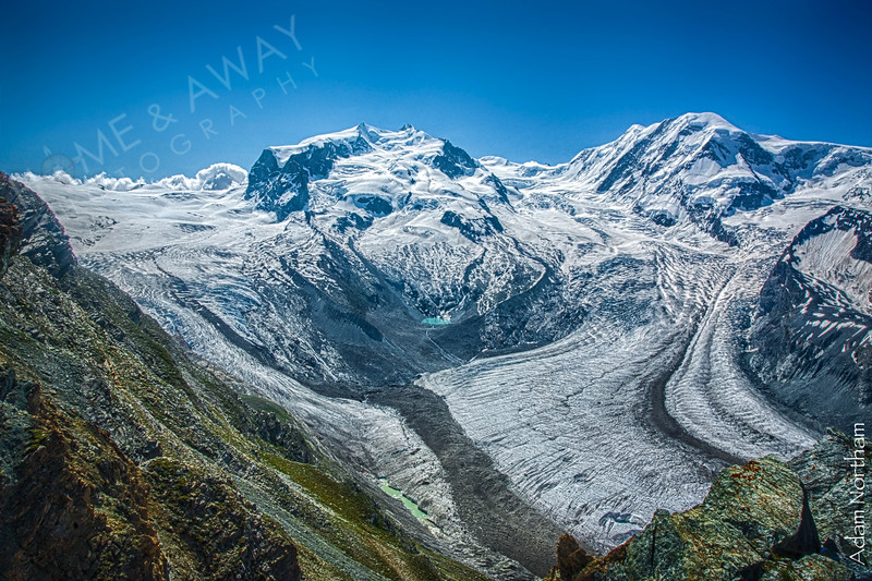 Gorner Glacier