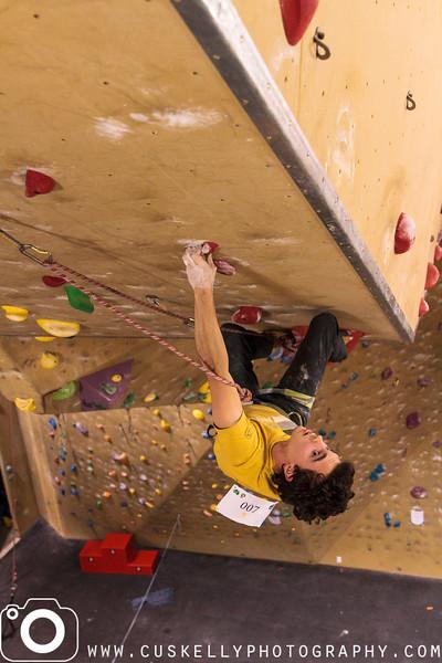 2015 Victorian Lead Climbing Titles
