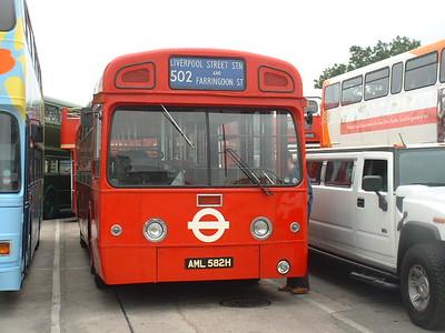 Bus Garage Open Days