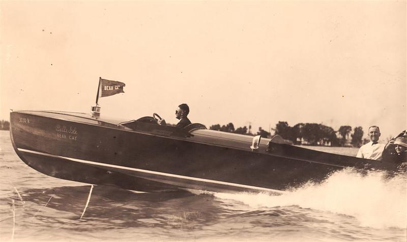 1921 Belle Isle Bearcat