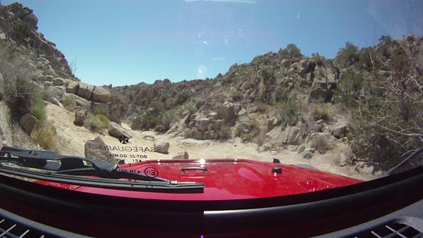 2010-05-31 Pinyon videos shot with GoPro Hero Helmet Cam