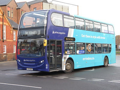 CHESTER BUSES JAN 2020