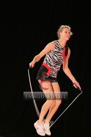 06/24 Sunday Female Single Rope Freestyle Heat 4-6
