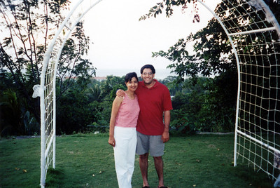 Honeymoon in Jamaica