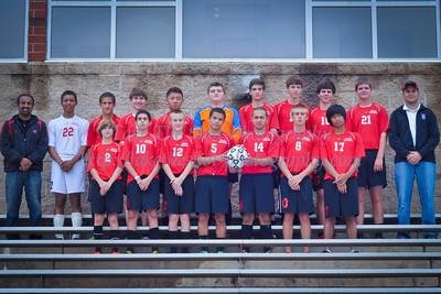 2011 Butler High School Men's Soccer Team Pictures