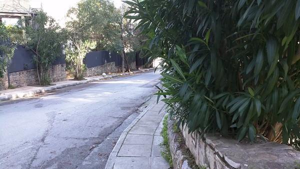 Sidewalks in the hood